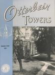 Otterbein Towers July 1955 by Otterbein University