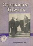 Otterbein Towers December 1951 by Otterbein University