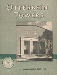 Otterbein Towers September 1951 by Otterbein University