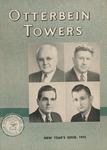 Otterbein Towers December 1950 by Otterbein University