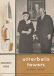 Otterbein Towers January 1958