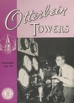 Otterbein Towers March 1955 by Otterbein University