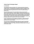 008 Artist's Statement - Lek Kiatsirikajorn